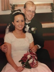 Celebrating 12 years with my Sweetheart!