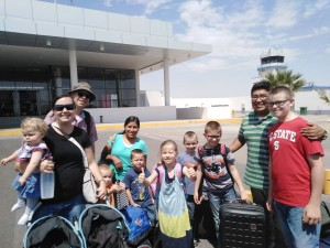 Traveling to Iquitos